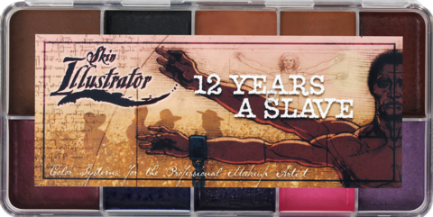 Skin Illustrator 12 Years a Slave