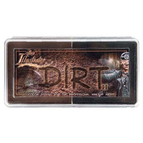 Dirt Palette by Skin Illustrator | UK Suppliers